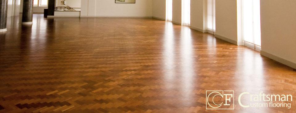 Craftsman Custom Flooring Hardwood Sanding Refinishing